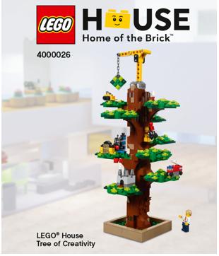 LEGO 4000026 LEGO House Tree of Creativity