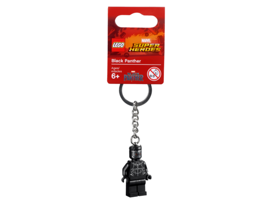 LEGO 853771 Black Panther Key Chain