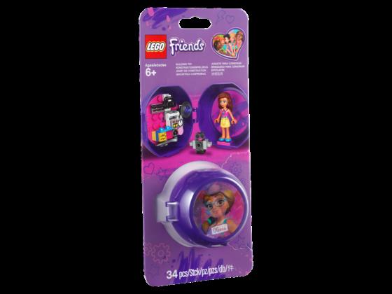 LEGO 853774 Olivia's Satellite Pod