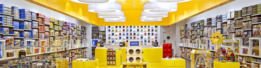 LEGO Store Promoties