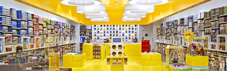 LEGO Shop promoties
