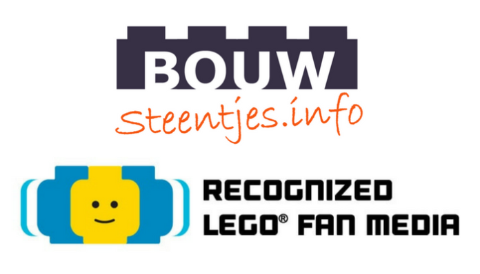 Bouwsteentjes vanaf nu een Recognized LEGO Fan Media
