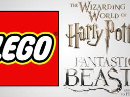 LEGO Harry Potter persbericht