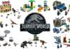 LEGO Jurassic World Fallen Kingdom sets