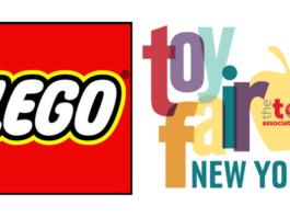 LEGO New York Toy Fair persbericht