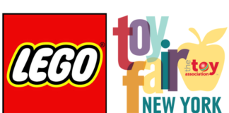 LEGO New York Toy Fair persbericht