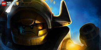 Einde van LEGO Nexo Knights