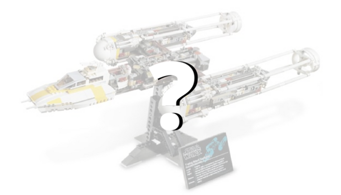 LEGO Star Wars 75181 UCS Y-Wing