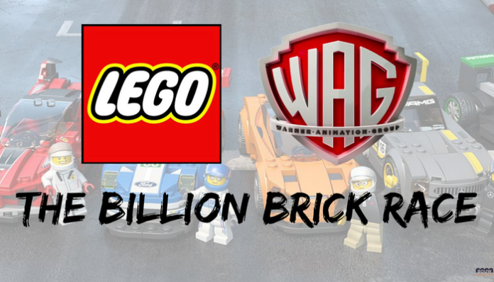 LEGO The Billion Brick Race