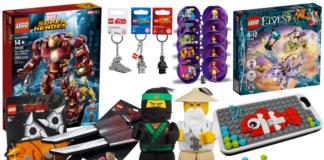 Nieuwe LEGO sets maart 2018