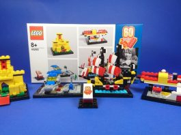 LEGO 40290 60 Years of the LEGO Brick review