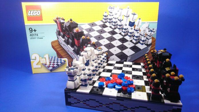 LEGO 40174 LEGO Chess