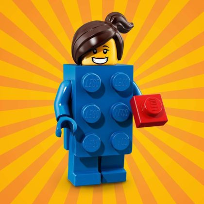 LEGO 71021 Collectable Minifigures series 18