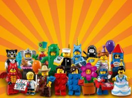 LEGO 71021 CMF Series 18
