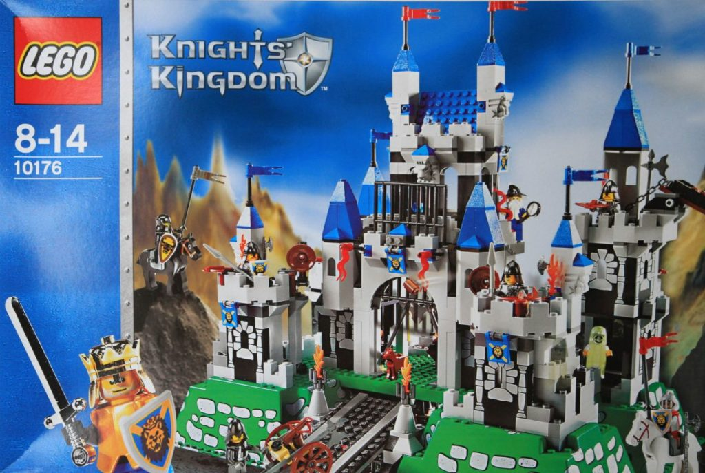 LEGO 10176 King's Castle