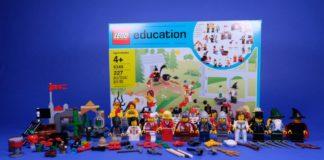 LEGO Education 9349 Fairytale and Historic Minifigure Set