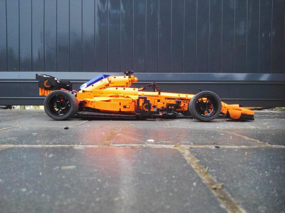 MOC: MCL 33 (McLaren 33 F1) - Bouwsteentjes.info