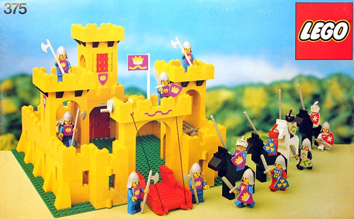 LEGO 375 Castle