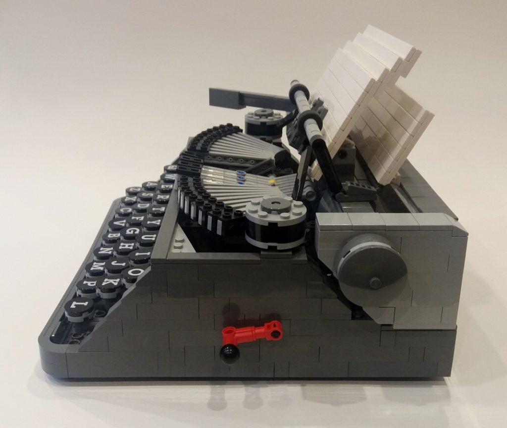 LEGO Ideas LEGO Typewriter