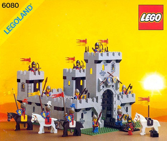 LEGO 6080 King's Castle