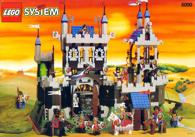 LEGO 6090 Royal Knight's Castle