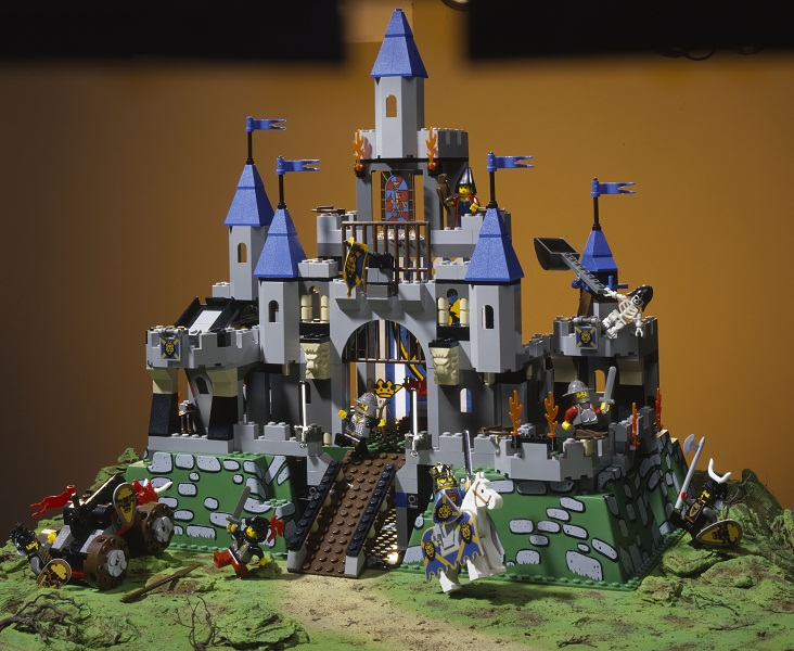 LEGO 6098 King Leo's Castle