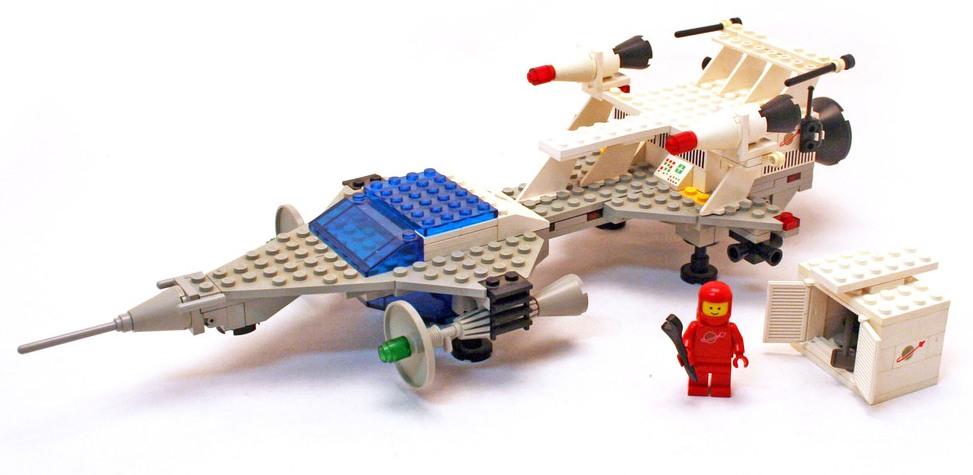 LEGO 6929 Star Fleet Voyager