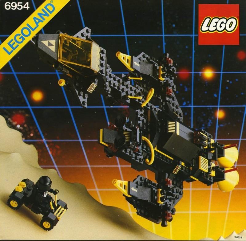 LEGO 6954 Renegade