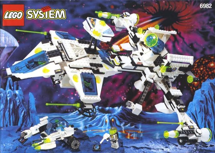 LEGO 6982 Explorien Starship