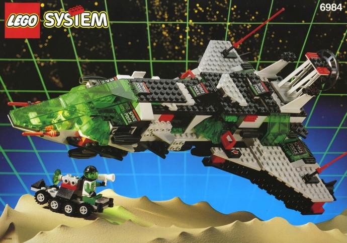 LEGO 6984 Galactic Mediator
