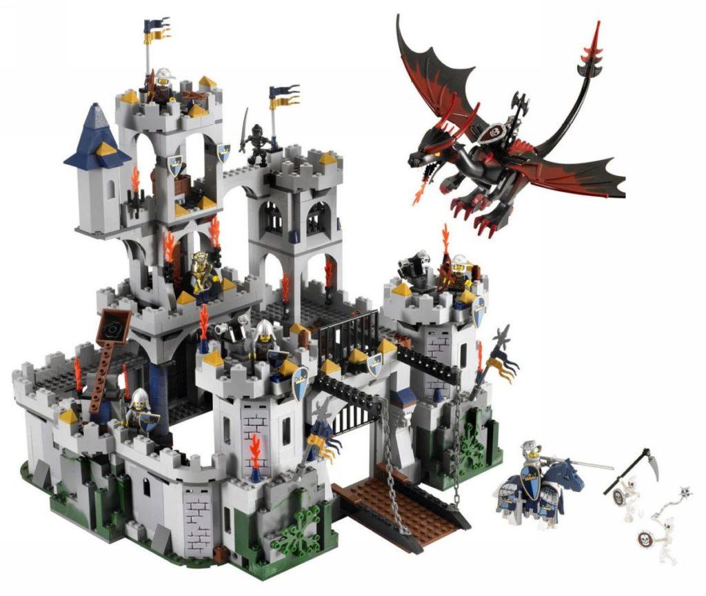 LEGO Castle 7094 King's Castle Siege