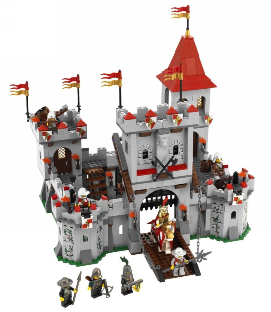 LEGO Kingdoms 7946 King's Castle