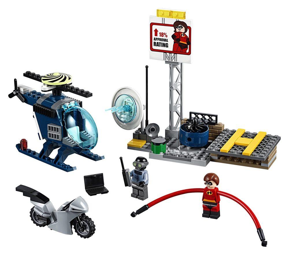 LEGO Juniors 10759 Elestigirl's Rooftop Pursuit