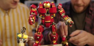 Designer Video LEGO Marvel 76105 The Hulkbuster: Ultron Edition