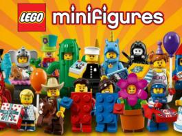 LEGO Minifigures 71021 Series 18 Feestje