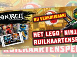 LEGO Ninjago Ruilkaartspel