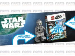 LEGO Star Wars Choose your Path Minifig