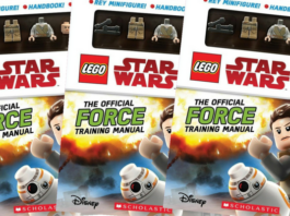 LEGO Star Wars The Official Force Training Manual
