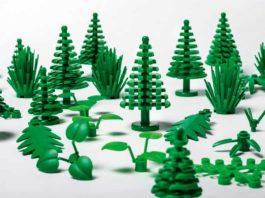 Eerste plantaardige LEGO steentjes