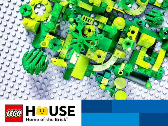 Decorate the LEGO House