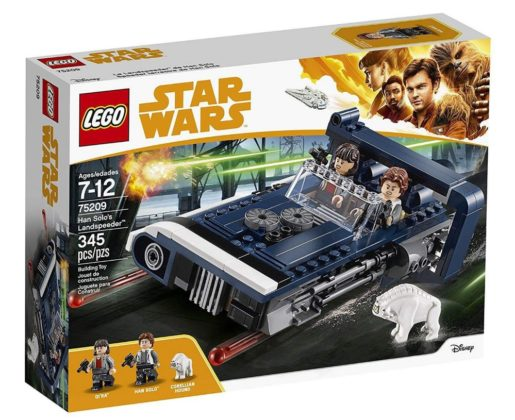 LEGO Star Wars75209 Han Solo's Landspeeder