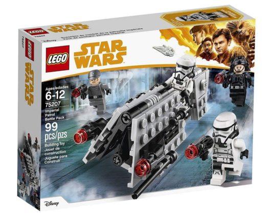 LEGO Star Wars75207 Imperial Patrol Battle Pack