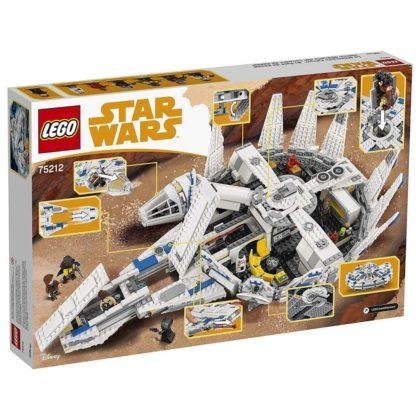 LEGO Star Wars75212 Kessel Run Millennium Falcon