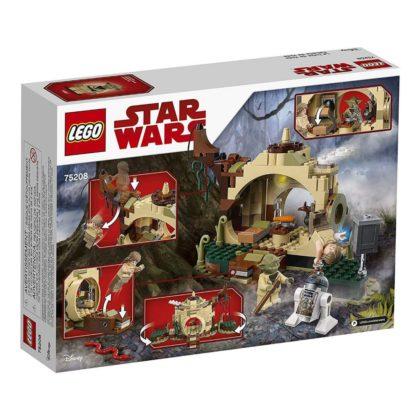 LEGO Star Wars75208 Yoda's Hut