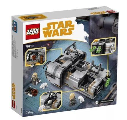 LEGO Star Wars75210 Moloch's Landspeeder