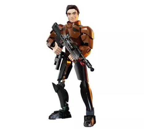 LEGO Star Wars75535 Han Solo