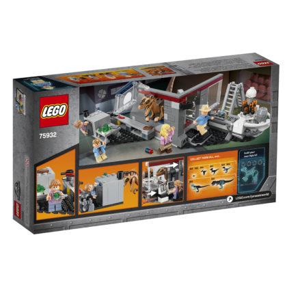 LEGO Jurassic Park 75932 Velociraptor Chase