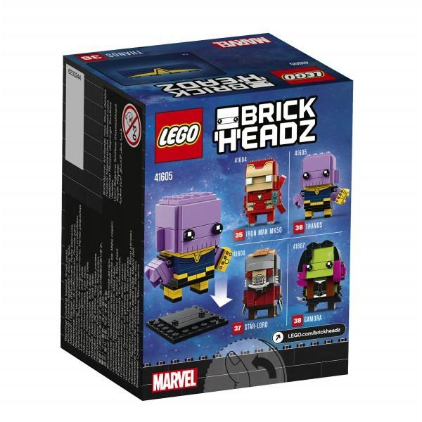 LEGO BrickHeadz 40605 Thanos