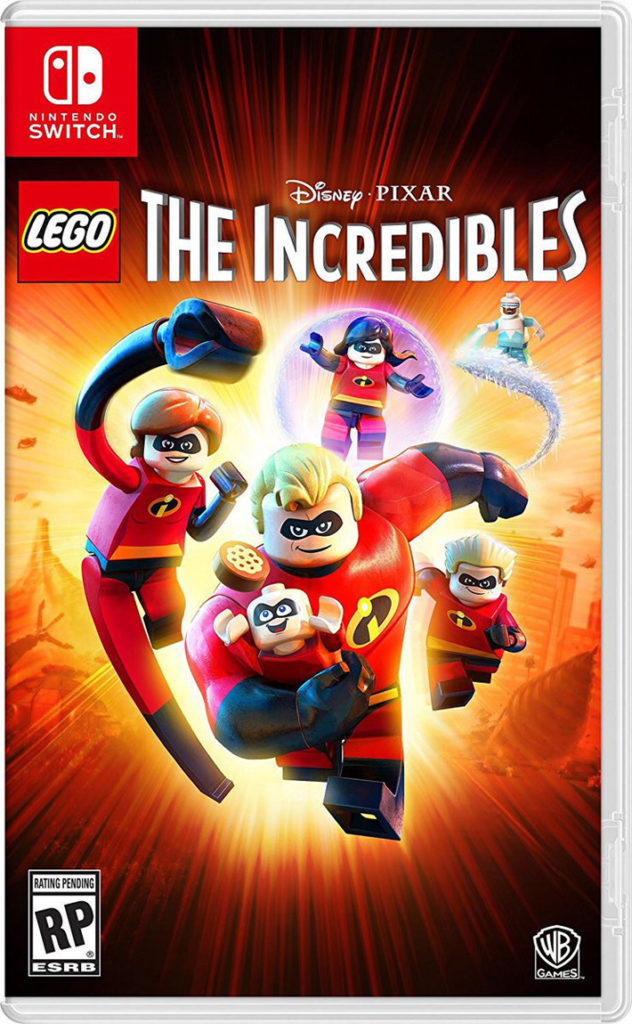 LEGO Incredibles Nintendo Switch