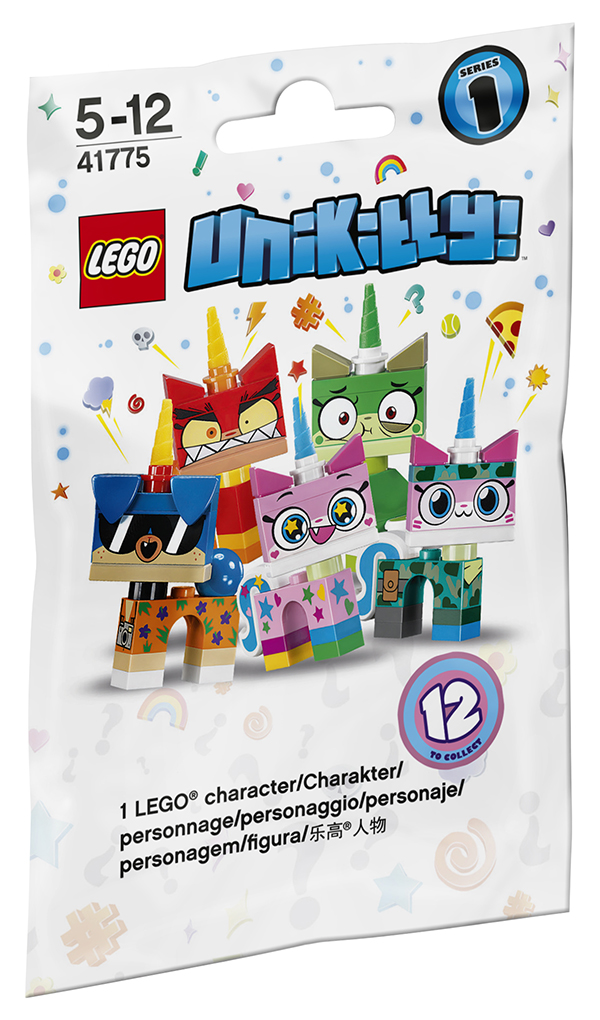 LEGO Unikitty 41775 Collectible Unikitty series 1
